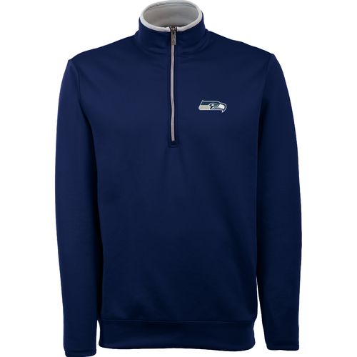 Antigua Men's Seattle Seahawks Leader Pullover