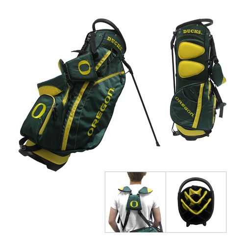 Team Golf University of Oregon Fairway Golf Stand Bag