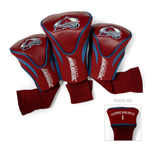 Team Golf Colorado Avalanche Contour Sock Head Covers