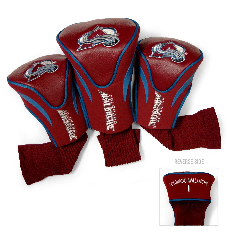 Team Golf Colorado Avalanche Contour Sock Head Covers