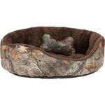 Magellan Outdoors™ Realtree Xtra® Small 2-Piece Dog Bed and Plush Bone Toy Set