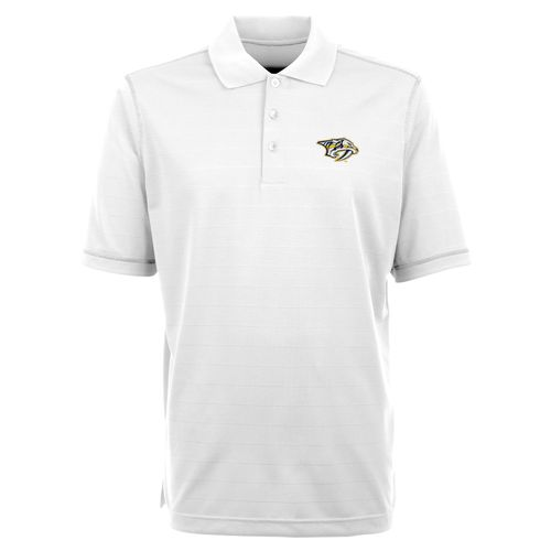 Display product reviews for Antigua Men's Nashville Predators Icon Polo Shirt
