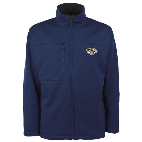 Antigua Men's Nashville Predators Traverse Full Zip Jacket
