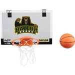 Rawlings® Baylor University Game On Polycarbonate Basketball Hoop Set