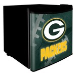 Boelter Brands Green Bay Packers 1.7 cu. ft. Dorm Room Refrigerator - view number 1