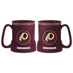 Boelter Brands Washington Redskins Gametime 18 oz. Mugs 2-Pack