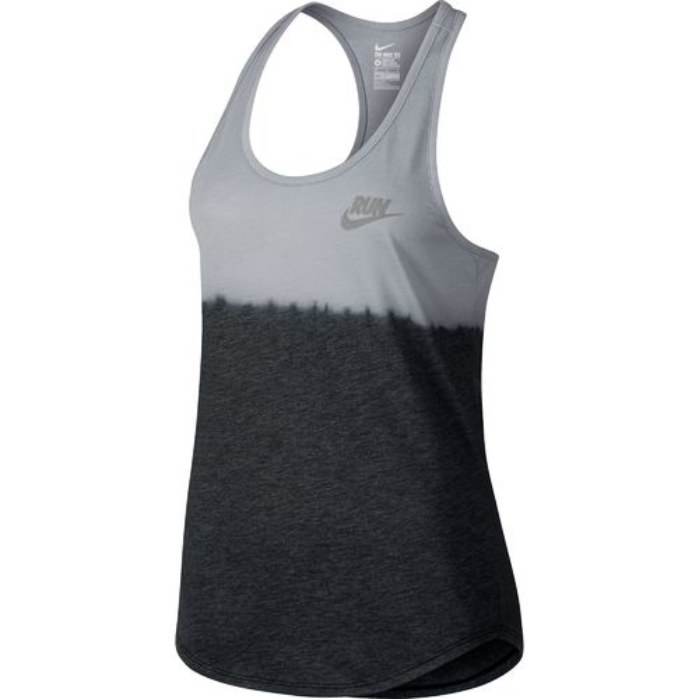 Display product reviews for Nike Women's Dip Dye Running Tank Top
