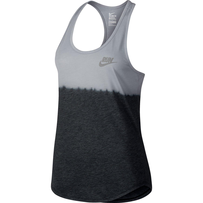 Nike Women's Dip Dye Running Tank Top