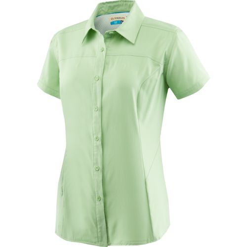 Magellan Outdoors™ Women's Falcon Lake II Short Sleeve