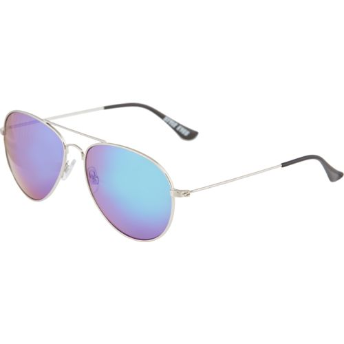 Style Eyes Adults' Metals Zip Sunglasses