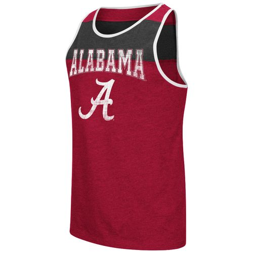 Colosseum Athletics Men's University of Alabama Backcut Tank Top