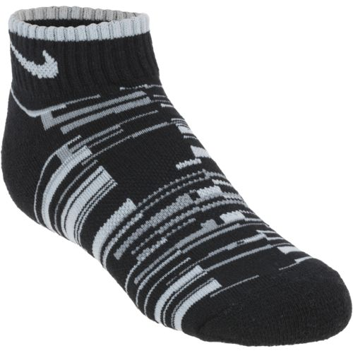 Nike Boys' Code Low-Cut Socks 3-Pair