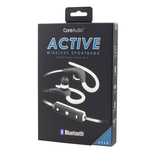 CoreAudio Active Wireless Sportbuds with Microphone