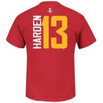 Majestic Men's Houston Rockets James Harden #13 Clutch City T-shirt