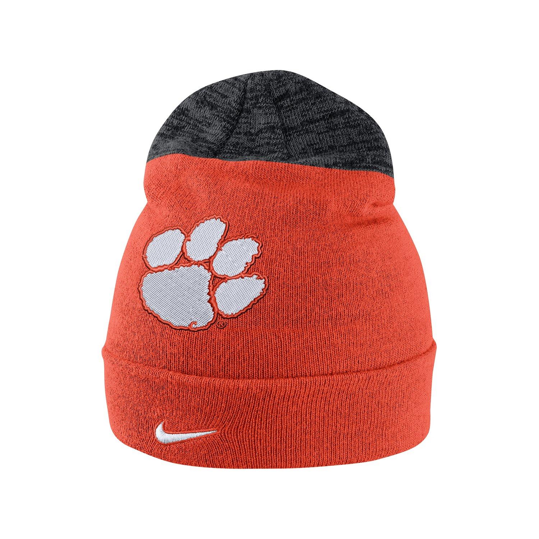 Nike™ Men's Clemson University Sideline Knit Cap