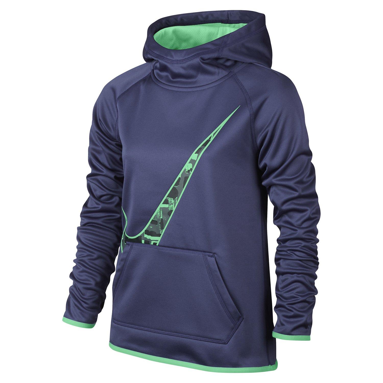 Nike™ Girls' Therma Pullover Hoodie
