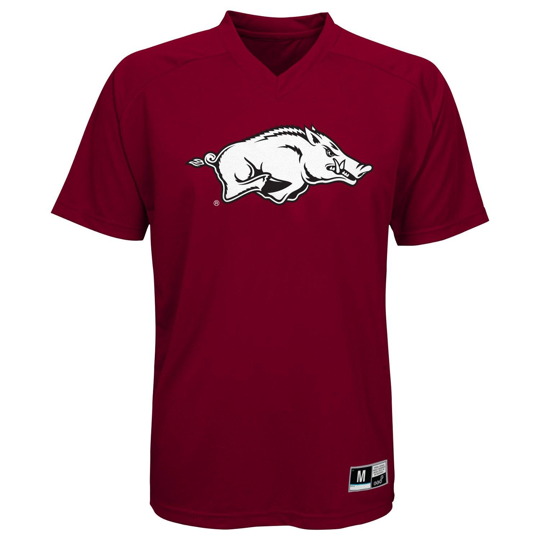 Gen2 Boys' University of Arkansas Mascot Performance T-shirt