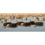 Avian-X Topflight Black Duck Decoys 6-Pack - view number 2