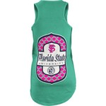 Three Squared Juniors' Florida State University Antoinette Tank Top