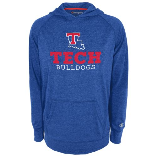 Champion™ Men's Louisiana Tech University Raglan Pullover Hoodie