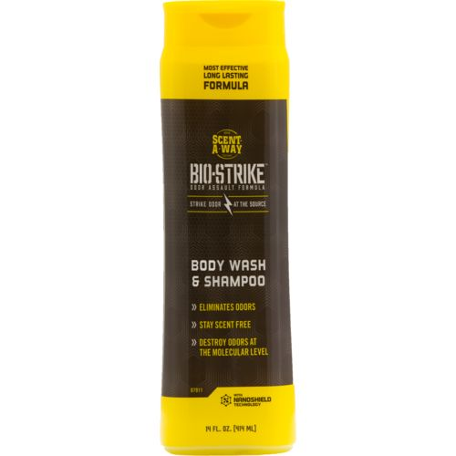 Hunter's Specialties® Scent-A-Way Bio-Strike Body Wash and Shampoo