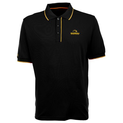 Antigua Men's University of Southern Mississippi Elite Polo Shirt