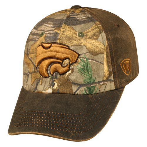 Top of the World Men's Kansas State University Driftwood Cap