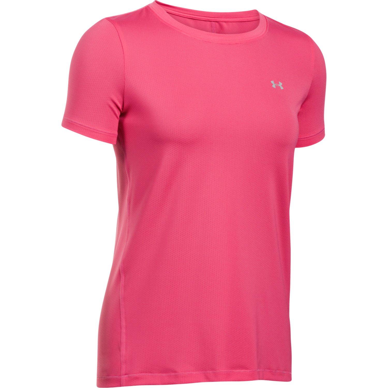 Under Armour® Women's HeatGear® Armour Short Sleeve Shirt