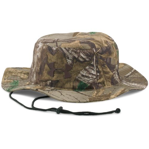 Under Armour® Adults' Camo Bucket Hat