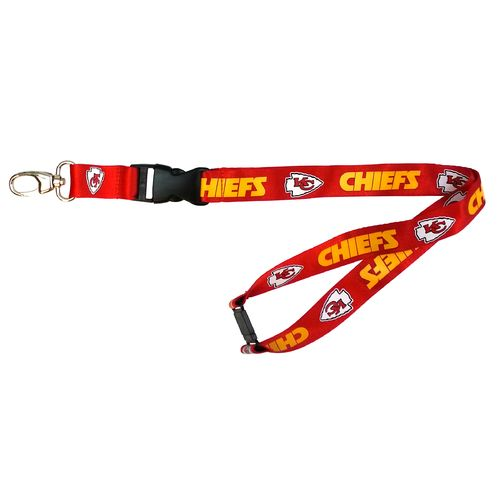 NFL Kansas City Chiefs Team Lanyard