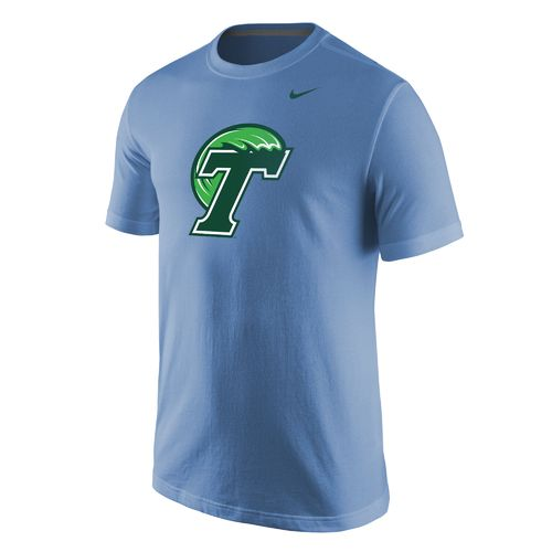 Nike™ Men's Tulane University Logo T-shirt