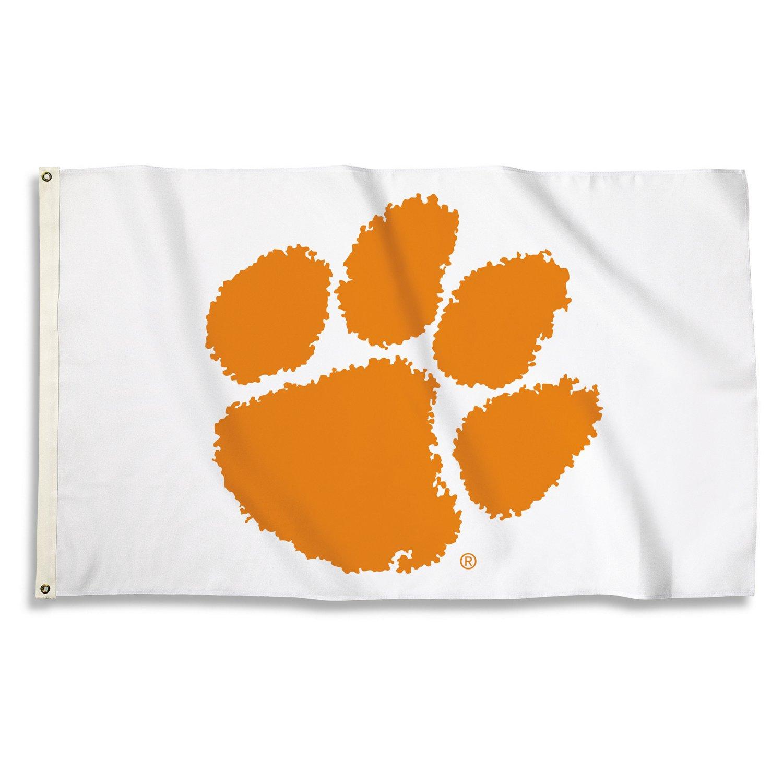 BSI Clemson University 3' x 5' Fan Flag