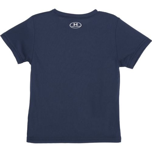 Under Armour Toddlers' Auburn University Arch Logo T-shirt - view number 2