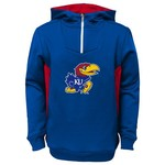NCAA Kids' University of Kansas Pullover Hoodie