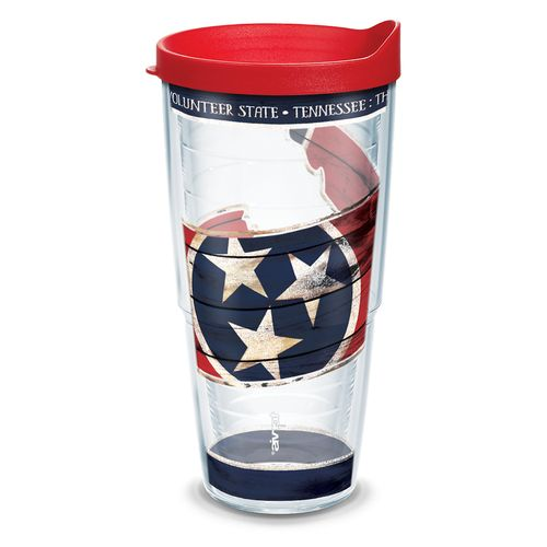 Tervis Tennessee Flag State Outline 24 oz. Tumbler