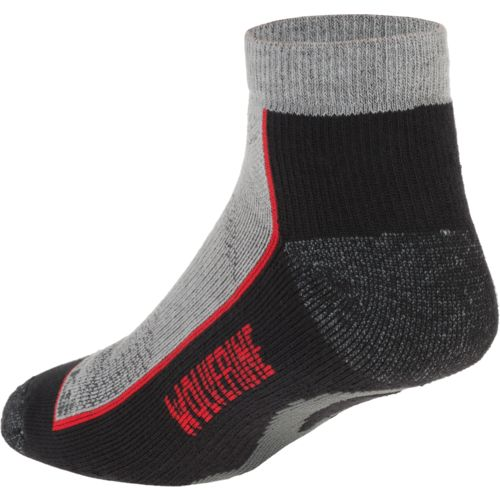 Wolverine Men's DuraShocks Low-Cut Work Socks - view number 2