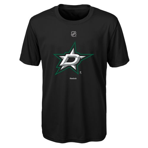 Reebok Boys' Dallas Stars Primary Logo T-shirt