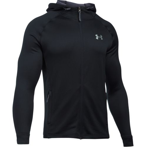 Under Armour Men's Tech Terry Full Zip Popover Hoodie