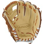 Wilson A2000 1786 11.5 in Infield Baseball Glove - view number 2