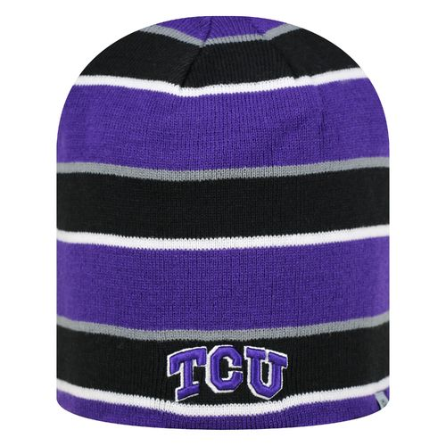 Top of the World Men's Texas Christian University Disguise Reversible Knit Cap