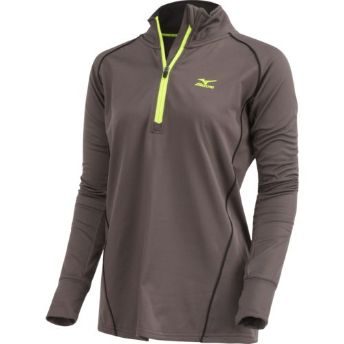 Mizuno™ Women's 1/2 Zip Top - view number 2