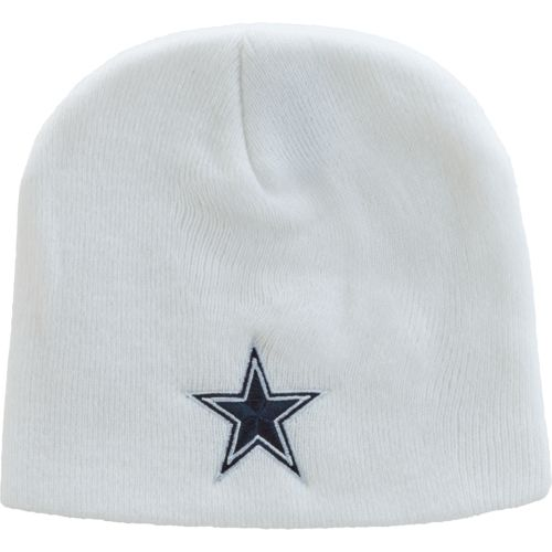 Dallas Cowboys Men's Basic Cuffless Knit Hat