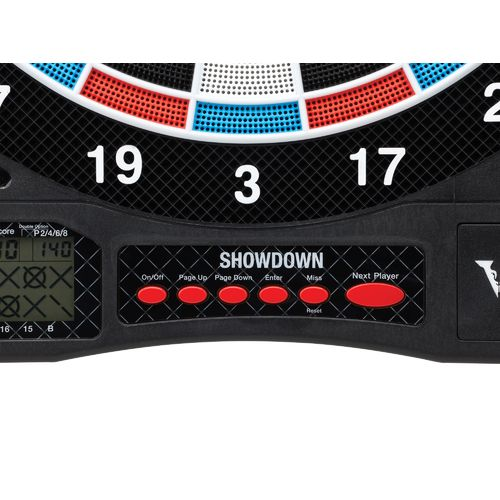 Viper Showdown Electronic Dartboard - view number 6