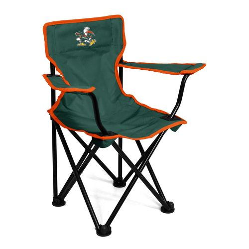 Logo™ Toddlers' University of Miami Tailgating Chair