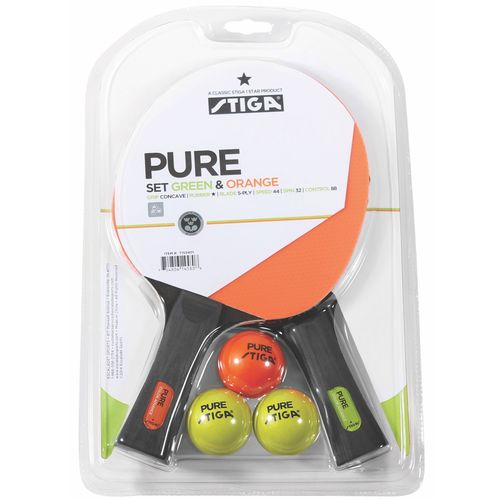 Stiga® Pure Color Advance 2-Player Table Tennis Set - view number 9
