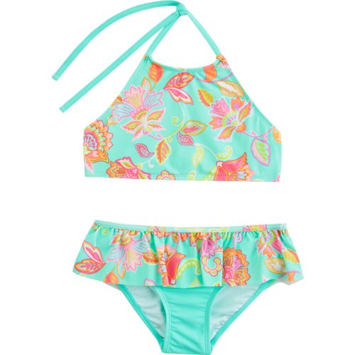 O'Rageous Kids Girls' Havana Bloom Bikini Swimsuit
