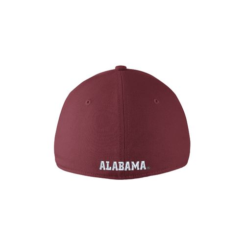 Nike Men's University of Alabama Dri-FIT Wool Swoosh Flex Cap - view number 2