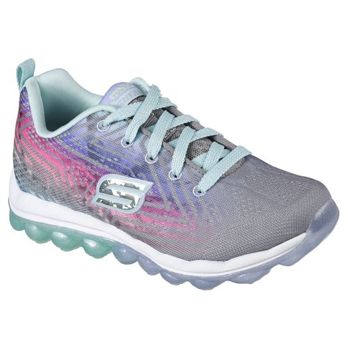 SKECHERS Girls' Skech-Air Jumparound Training Shoes - view number 2