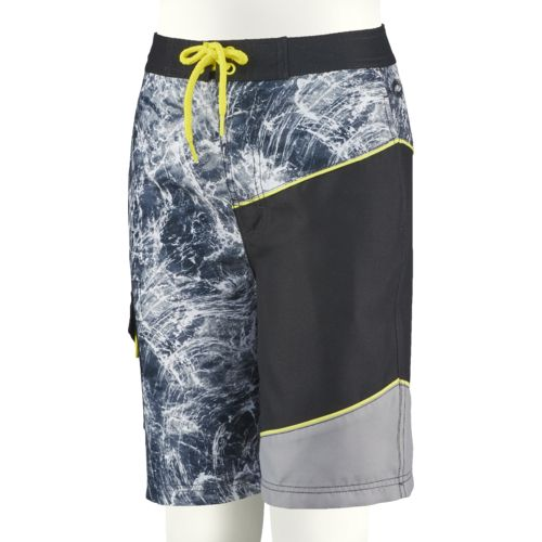O'Rageous Boys' Deep Sea True Boardshort