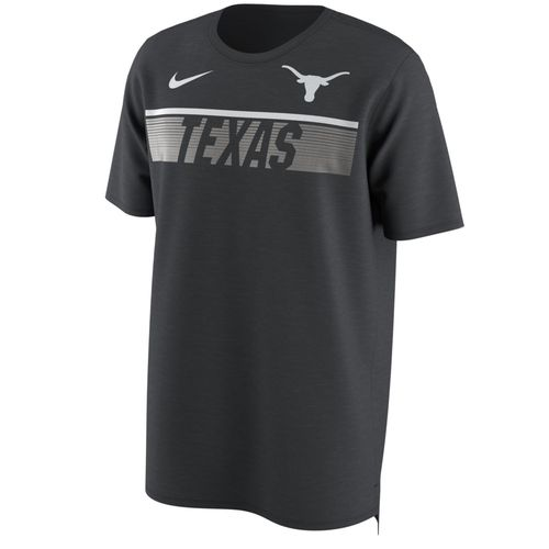 Nike Men's University of Texas Momentum Droptail T-shirt
